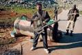 Syrští vzbouřenci mají chemické zbraně z Libye