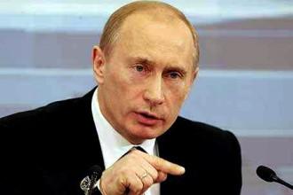 Putin vyhlásil válku korupci. Blamáž, tvrdí opozice.