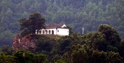 Klášter Nanebevzetí Bohorodičky v Mrtvice, v Jižním Srbsku