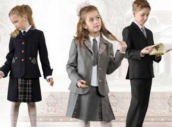 Ruské školní uniformy nebudou ve stylu 50. let, slibuje největší ruský návrhář Slava Zajcev.