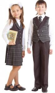 Školní uniformy v Rusku-2