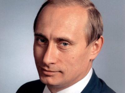 Vladimír Putin prezident Ruské federace