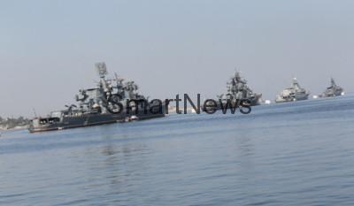 Ruské lodě korzují u syrských břehů už dlouho