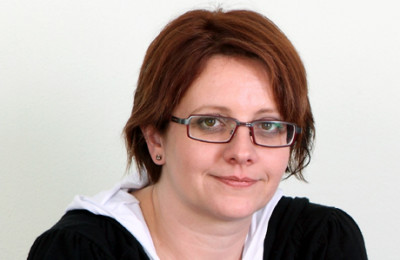 Dita Portová, předsedkyně Plzeňského kraje SPOZ.