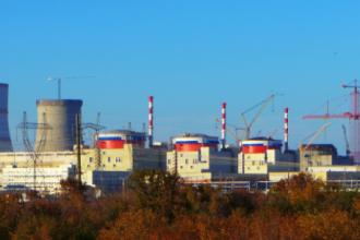 Krym zásobí elektřinou Rostovská JE